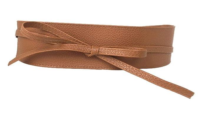 Luxusmode USA billig verkaufen suche nach neuesten Xiang Ru Pu Leder Damen Breite Gürtel Taillengürtel Hüftgurt ...