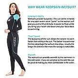 NeopSkin Diving Skin Women Men Youth 2mm Neoprene