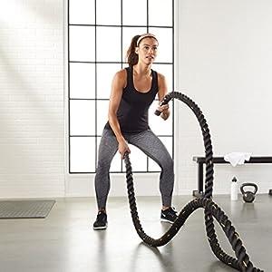 AmazonBasics Battle Exercise Training Rope
