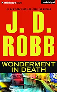 Audio CD Wonderment in Death (In Death Series) Book