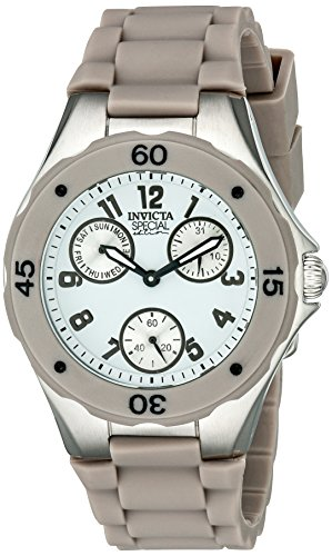 Invicta Women's 18794 Angel Analog Display Japanese Quartz Beige Watch
