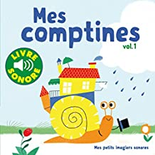 MES COMPTINES T.01