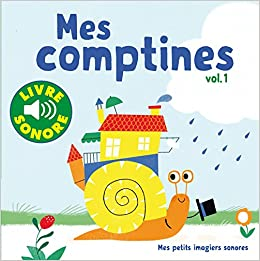 Amazon Fr Mes Comptines Tome 1 6 Images A Regarder 6