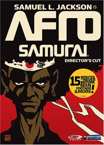 4210 Tv - Afro Samurai (Director's Cut)