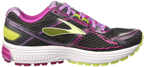 Da Brooks Scarpe anthracite W Punch Donna Ghost Fuchsia 8 lime Multicolore festival Corsa qwpZrIwxA