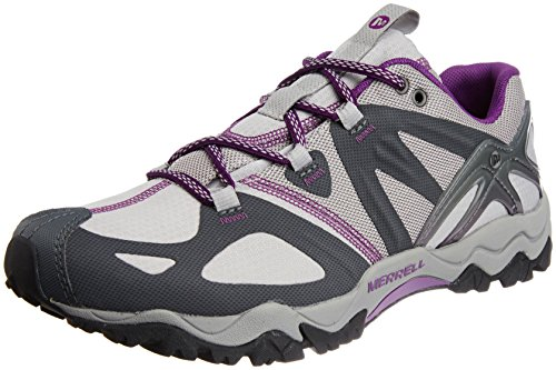 Merrell Grassbow Sport, Women's Hiking Shoes Grey (Charcoal)