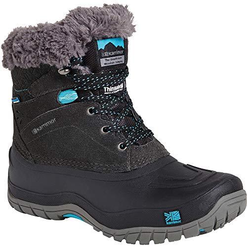 Ottawa Weathertite Femme Chaussures Hautes Karrimor Randonnée Noir blk De AqxY5nnd