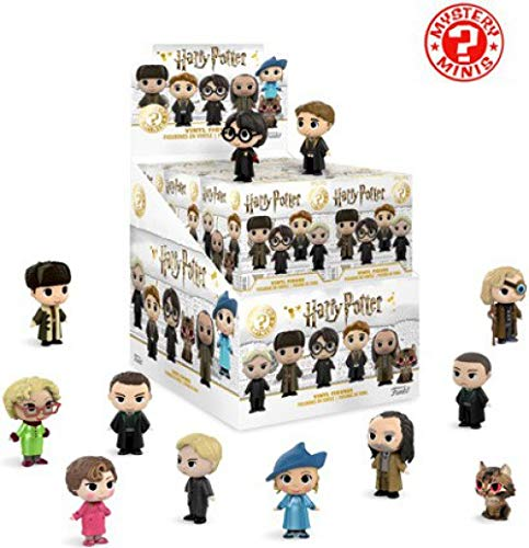 Case of 12 Funko Harry Potter Series 3 Mystery Mini Blind Box Display