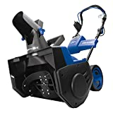 Snow Joe iON21SB-PRO 21-Inch Cordless Single Stage Snow Blower w/ Rechargeable 40-V 5.0 Ah Lithium-Ion Battery