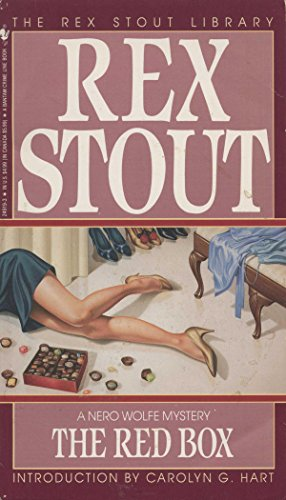 - The Red Box (A Nero Wolfe Mystery Book 4)