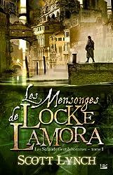Les Salauds Gentilshommes T1 Les Mensonges de Locke Lamora