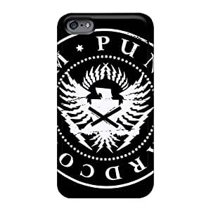 TammyCullen Iphone 6 Scratch Resistant Cell-phone Hard Cover Custom High Resolution Blink 182 Band Image [OvM7903oPKD]