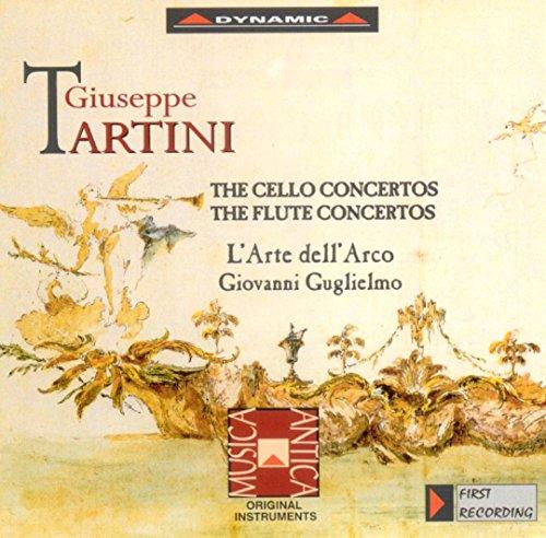 Cello Concertos / Flute Ctos / Sonata a Quattro