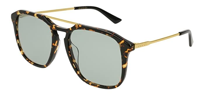 6b6a5b350f Image Unavailable. Image not available for. Colour  Gucci GG0321S 004  Sunglasses