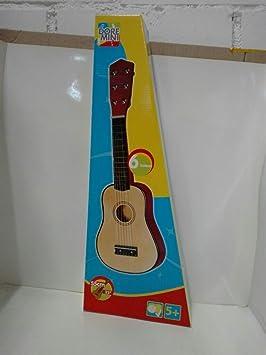 Vedes al por Mayor – Producto 0068401739 do Guitarra de Madera con 6 Cuerdas, 55 cm: Amazon.es: Juguetes y juegos
