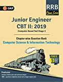RRB (Railway Recruitment Board) Prime Series 2019 : Junior Engineer CBT 2 - Chapter-wise Question Bank - Computer Science & Information Technology