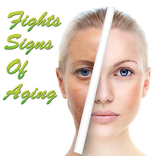 Phytoceramides, Éxito en ventas, Vitaminas rejuvenecedoras para el cuidado de la piel, 40mg Ceramides derivados de arroz, clínicamente comprobado que tiene ...
