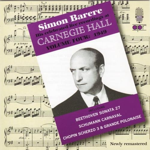 His Celebrated Live Recordings at Carnegie Hall-Vo by Apr Uk