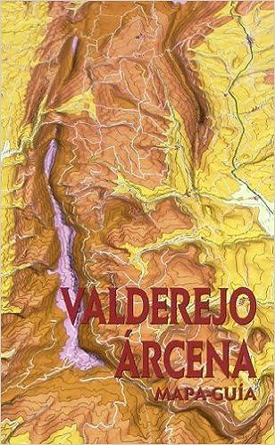 Descargador de libros gratis Valderejo-arcena - mapa-guia in Spanish PDF FB2 8493244449