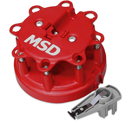 MSD 8482 Distributor Cap and Rotor ()