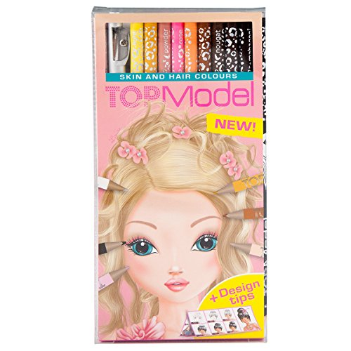 StyleModel Neutral Colored Pencils (Top Model Coloring Book compare prices)
