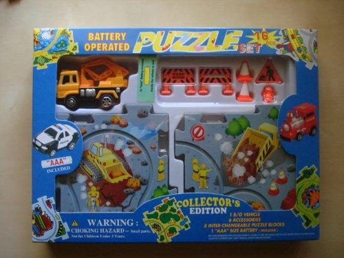 Puzzle Track - 3