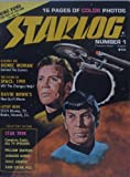 Starlog Magazine Set Of (3) Issues #1, #2, & #3 From 1976/77