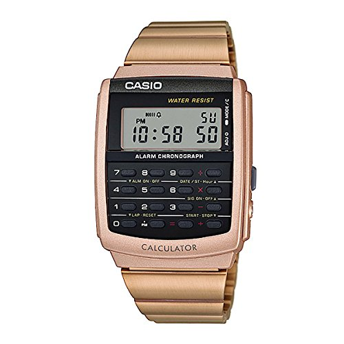 Watch Vintage 5 (Casio Mens E-Data-Bank Digital Casual Quartz Watch (Imported) CA-506C-5A)