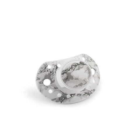Elodie Detalles Chupete (mármol), color gris: Amazon.es: Bebé