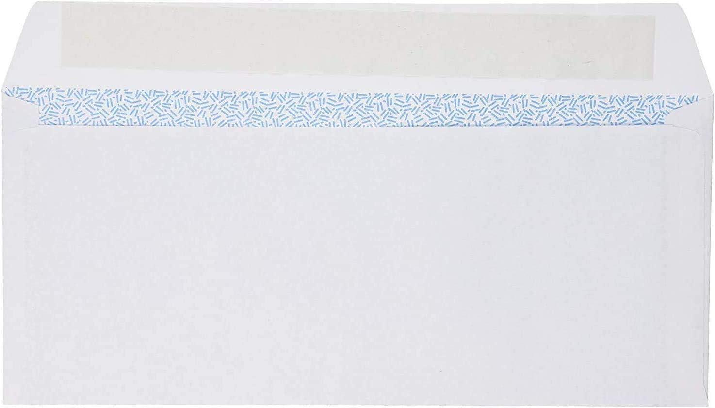 75026 Mead No.10 Envelopes Security Press-it Seal-it 4-1//8 X 9-1//2 #. 0 1-45//Box 45 Per Box White