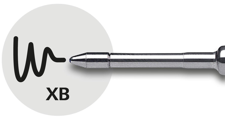 Schneider Slider 755 XB Pen Refill, Black, Box of 10 (175501) by Schneider (Image #3)
