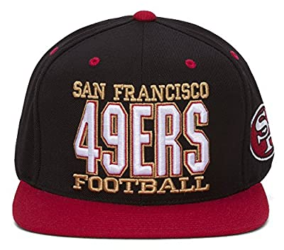 Mitchell & Ness XI Type San Francisco 49ers Snapback