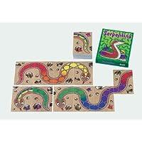 虹色のヘビ (Regenbogen schlange) 日本語版 カードゲーム