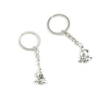 Llavero cadena anillo llavero llavero l9hh2 ratón rata ...
