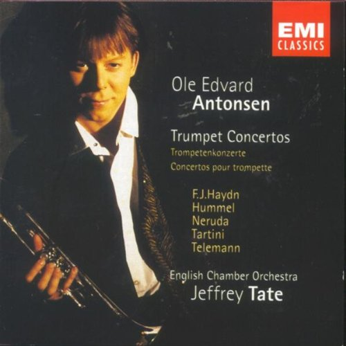 Hummel Spring Dance - Trumpet Concertos (Haydn, Hummel, Neruda, Tartini and Telemann)