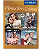 TCM Greatest Classic Films: Legends - Judy Garland (4FE)