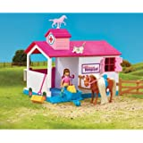 Animagic Rescue Hospital Bluebell Stables Action Figure