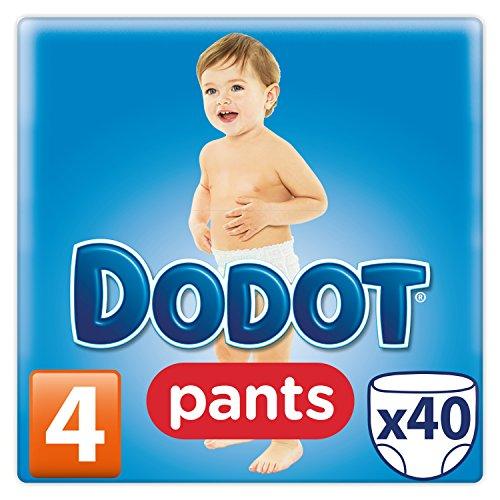Dodot Pañales Pants, Talla 4, para Bebes de 8-15 kg - 40 Pañales: Amazon.es: Amazon Pantry