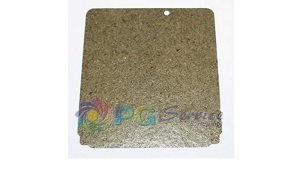 DeLonghi - Placa de mica Micanite para microondas MW715 ...