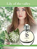 Sangado Lily of The Valley Perfume Spray for Women 50 ml