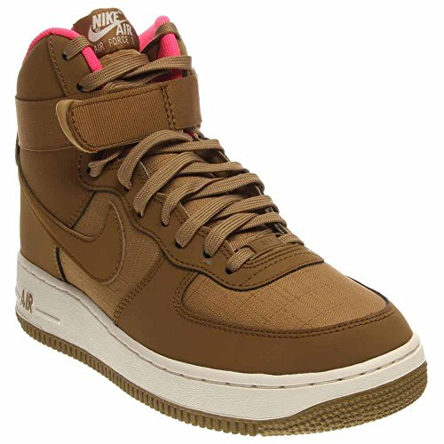 Nike Air Force 1 Hautes Salons De Bronzage Dor