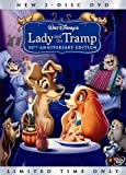Lady and the Tramp (DVD, 2006, 2-Disc Set)