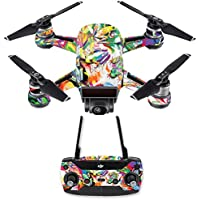 Skin for DJI Spark Mini Drone Combo - Wet Paint| MightySkins Protective, Durable, and Unique Vinyl Decal wrap cover | Easy To Apply, Remove, and Change Styles | Made in the USA