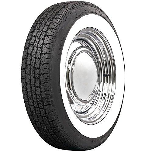 Coker Tire 579817 Whitewall Radial 165R15