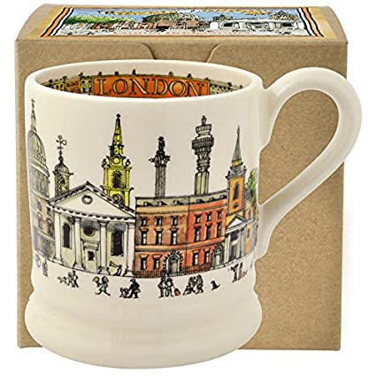 25244e56c84 Emma Bridgewater London ½ Pint Mug