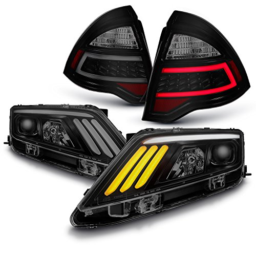 Fusion Led Tail Lights in US - 4