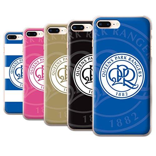 Offiziell Queens Park Rangers FC Hülle / Case für Apple iPhone 8 Plus / Pack 11pcs Muster / QPR Fußball Crest Kollektion