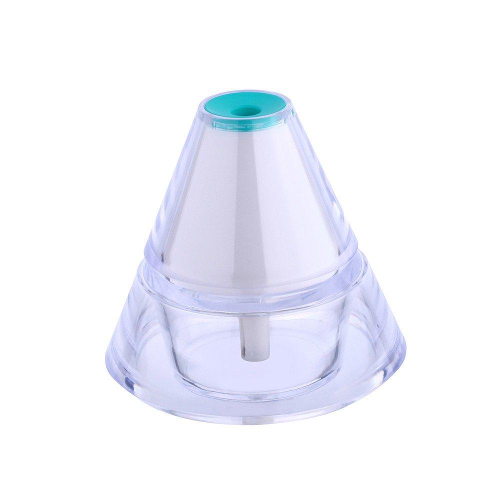 Quaan Kreativer Mini IcebergLuftbefeuchterbunter NachtlichtLuftbefeuchter