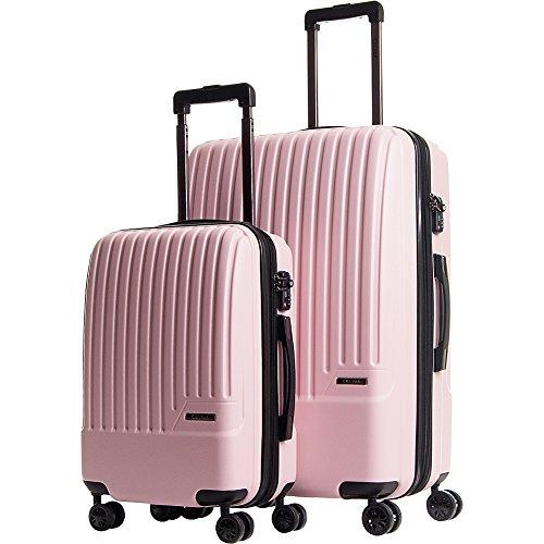 calpak-davis-hardside-expandable-2-piece-luggage-set-light-pink