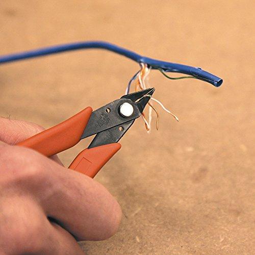 092644720802 - Klein Tools D275-5 5-Inch Lightweight Flush Cutter carousel main 3